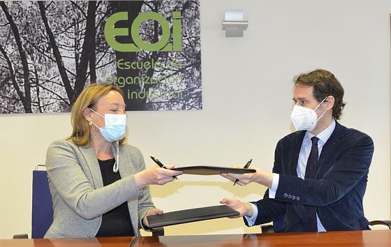 ZTE firma una alianza con la EOI.