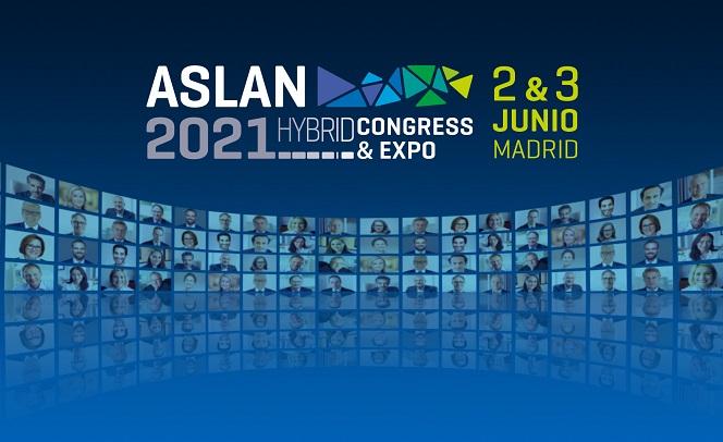 El Congreso ASLAN2021 HYBRID finalmente opta por un formato más digital.