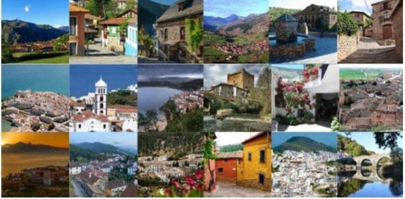 Cuenta atrás para conectar los dos pueblos más bonitos de España.