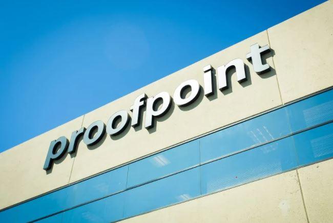 Sede de Proofpoint.