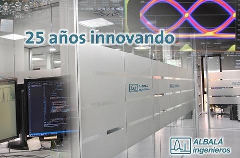 Albalá Ingenieros cumple 25 años estrenando nuevas instalaciones.