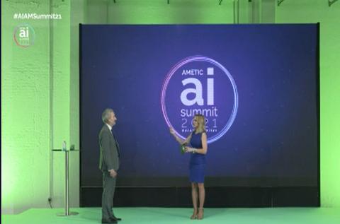 Artificial Intelligence Summit 2021 de Ametic.