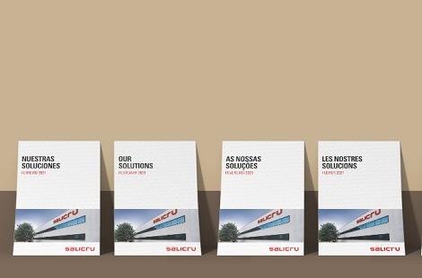 Salicru lanza un nuevo catálogo de sus productos.