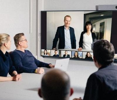 Pexip crea una experiencia de videoconferencia más inmersiva.