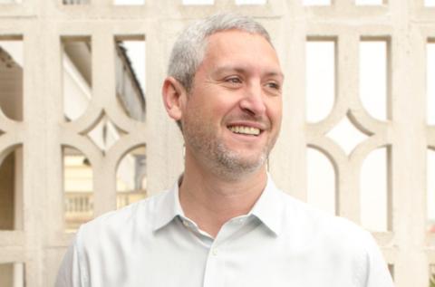 Juan Vargas, socio director de Ventas y Marketing en 3Hold