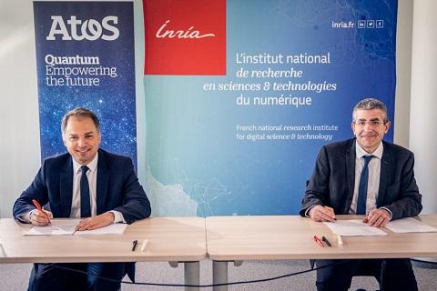 Atos y el Instituto Francés de Investigación en Ciencia y Tecnología digital impulsan la innovación