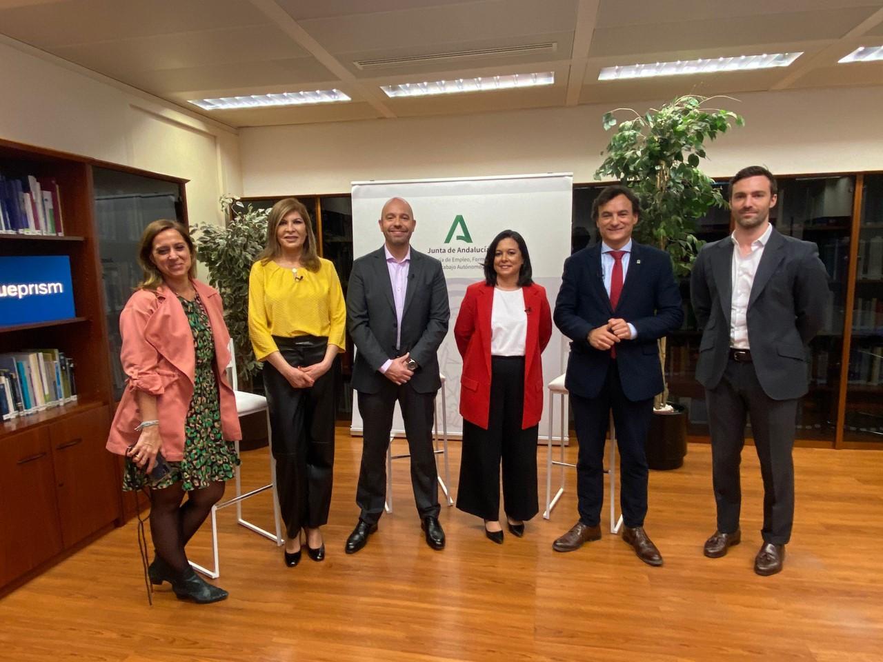 La Junta de Andalucía presenta el caso de éxito de la automatización de las ayudas a trabajadores y pymes
