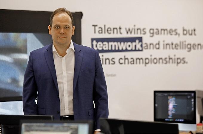 Pablo Martín, presidente y CEO de Izertis.