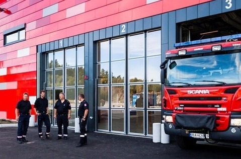 Los bomberos noruegos mejoran su sistema de comunicación con Enghouse.