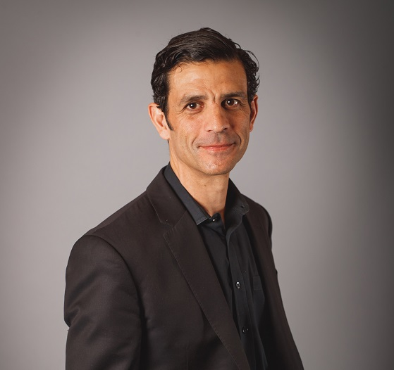 Andre Stewart, vicepresidente y director general para EMEA en Netskope.