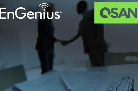 EnGenius proporciona 10GbnE a los sistemas de QSAN.