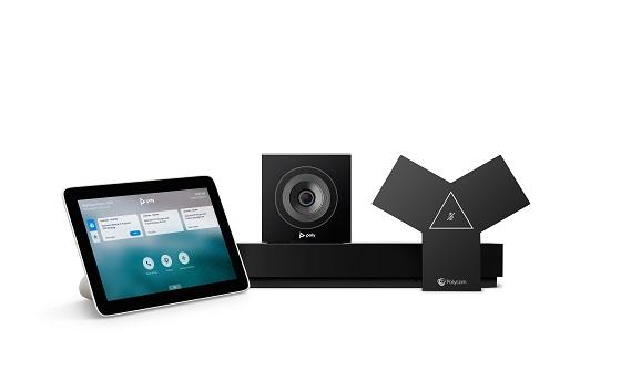 Poly incorpora Alexa for Business en Zoom Rooms.