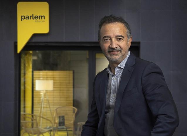 Ernest Pérez-Mas, principal accionista y presidente ejecutivo de Parlem Telecom.