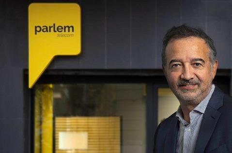 Ernest Pérez-Mas, principal accionista y presidente ejecutivo de Parlem Telcom.