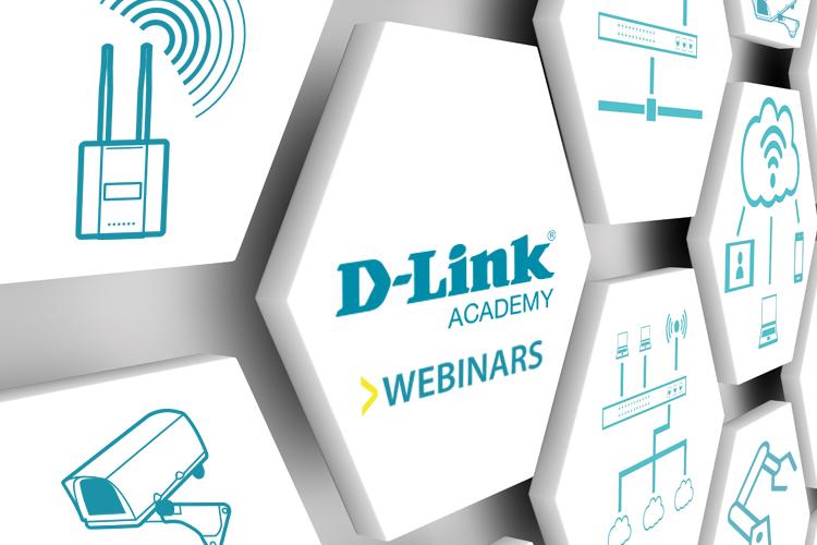 Nuevo ciclo de webinars de D-Link.