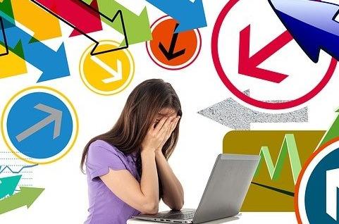 Más de la mitad de los españoles sufre una conexión lenta a Internet.