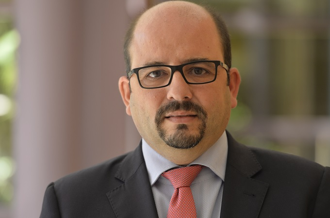 Félix de la Fuente, Country Manager de Hornetsecurity