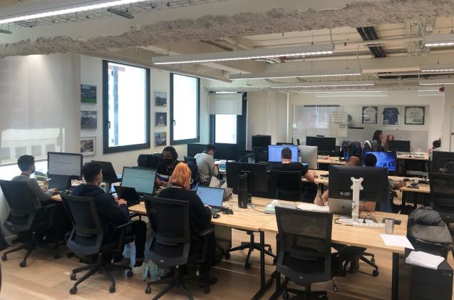 Nuevas oficinas de Enzyme.