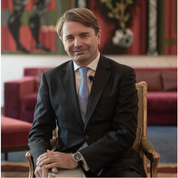 Nicolas Loupy, Director General de Dassault Systèmes para España y Portugal.