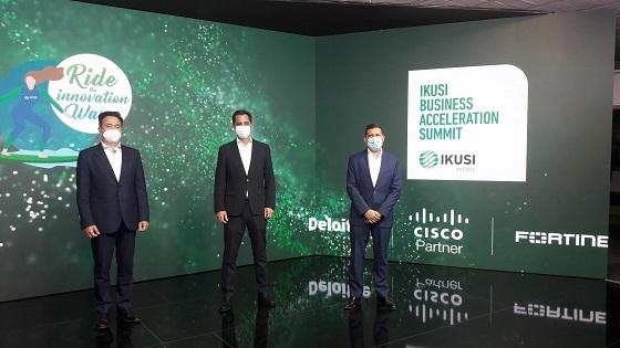 Ikusi Business Acceleration Summit.