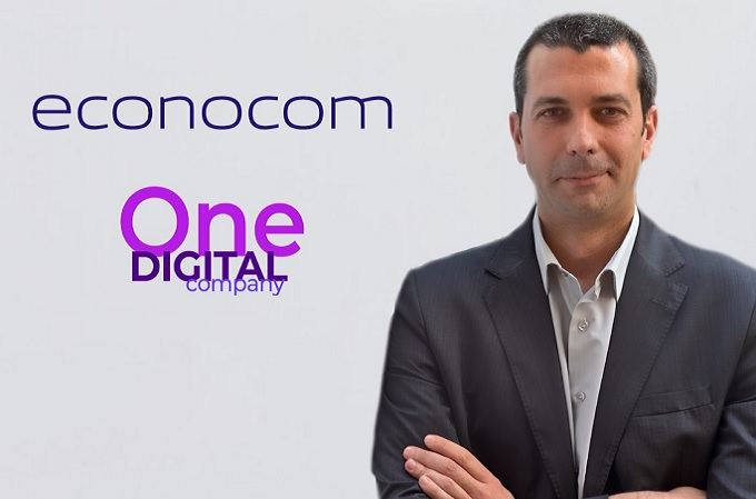 Isaac Rosado, Director Preventa de Econocom
