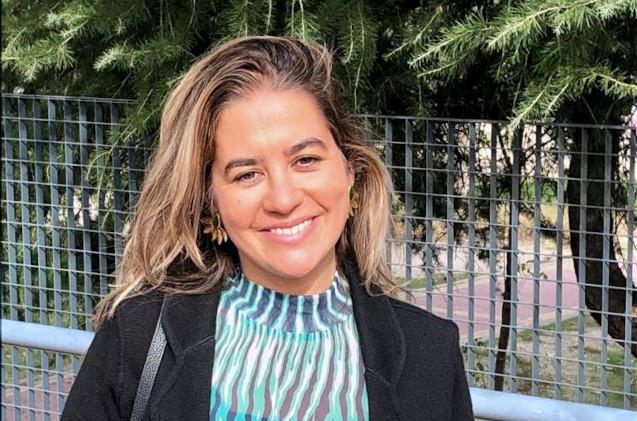 Sonsoles Cuesta, IBM public cloud channel leader