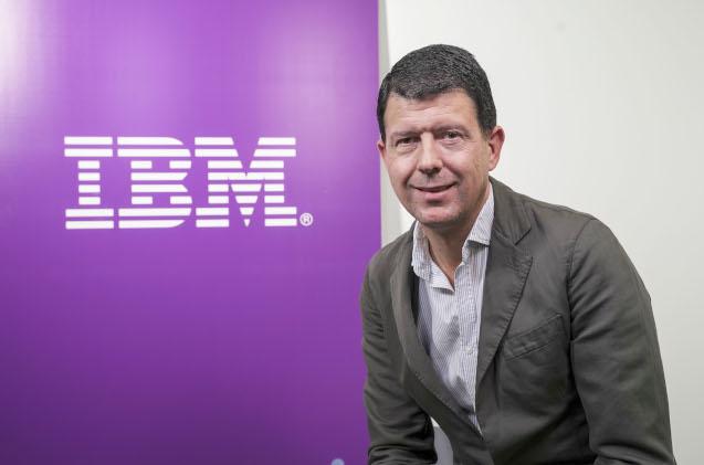 Fernando Suárez, responsable de ecosistema de IBM.
