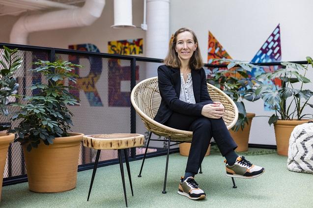 Icíar Martínez, directora de Mercados y Productos de Onivia.