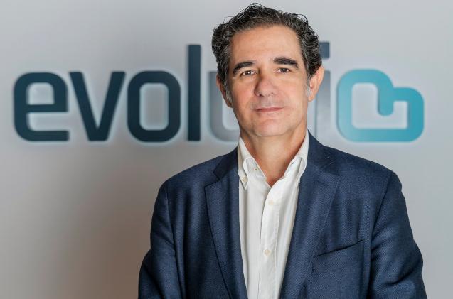 Jacinto Cavestany, CEO de Evolutio.