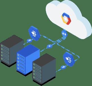 Fortinet integra Secure SD-WAN en el NCC de Google Cloud.