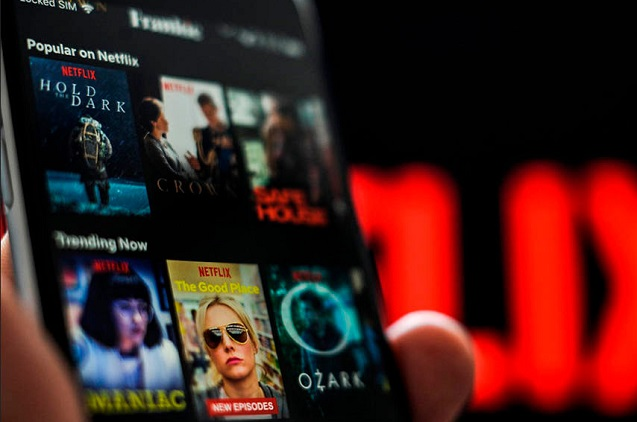 Internet acapara la mitad del consumo de contenido AV en España.