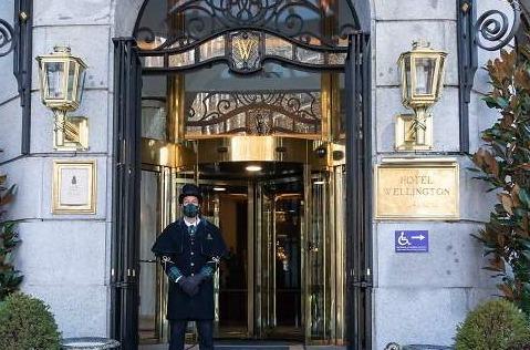 El Hotel Wellington reabre con un sistema DECT IP de 5 estrellas.