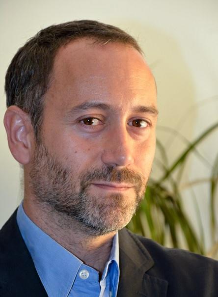 Andrés Javier Prado Domínguez, Director del área TIC de la Universidad de Castilla La-Mancha