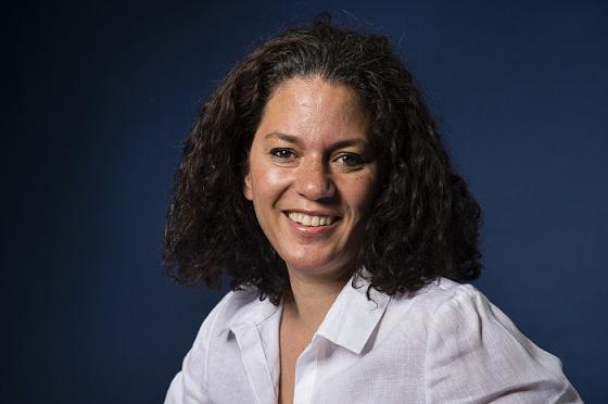 Rebecca Crowe, directora de Sigfox en España.