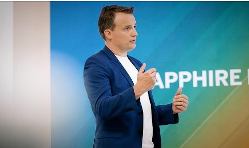 Christian Klein, CEO de SAP.