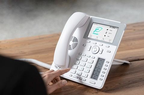 Snom actualiza el firmware de sus teléfonos IP.
