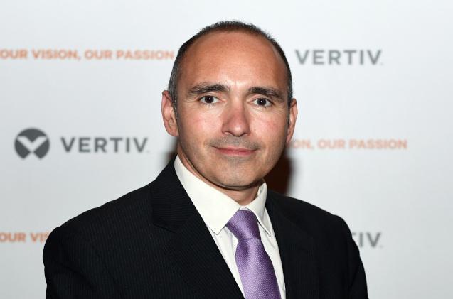 Vicente Chiralt, EMEA senior director, field marketing & channel marketing