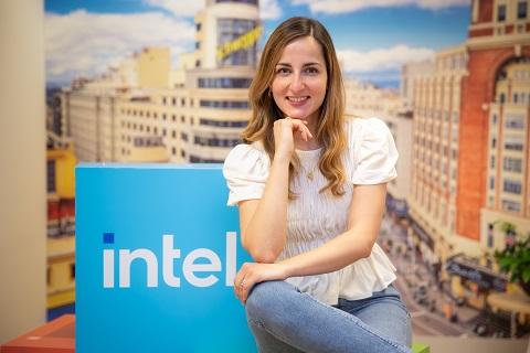Patricia Pozuelo, EMEA Territory Technical Sales Manager de Intel Corporation