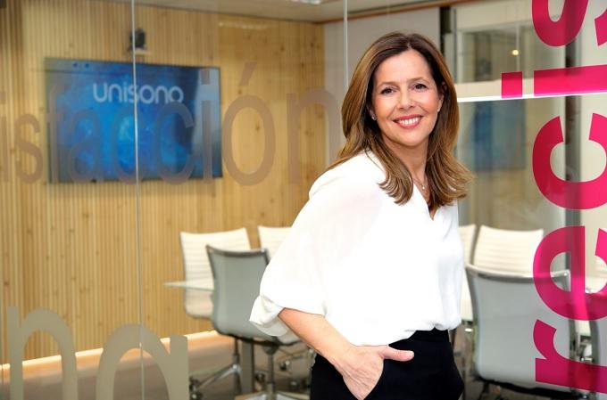 Sandra Gibert, CEO Spain&Latam Intelcia