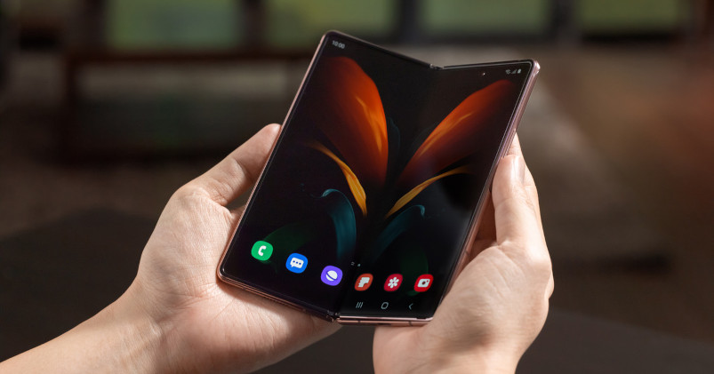 Samsung Galaxy foldable