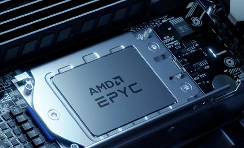 Procesadores AMD Epyc de los que están hechas las instancias de Scaleway
