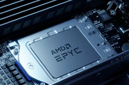 Los chips AMD EPYC alimentan al superordenador del Departamento de Energía de EEUU