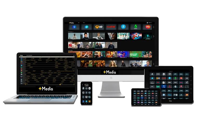 Masmedia TV sigue creciendo.