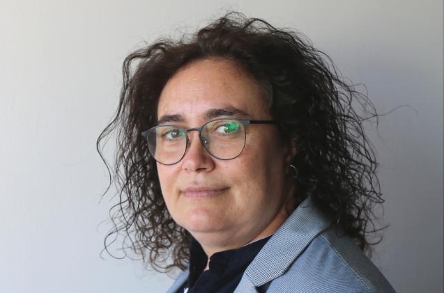 Almudena Bayón, de Hannspree.