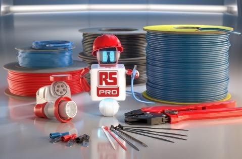 RS PRO, la nueva gama de cableado y conectividad de RS Components.