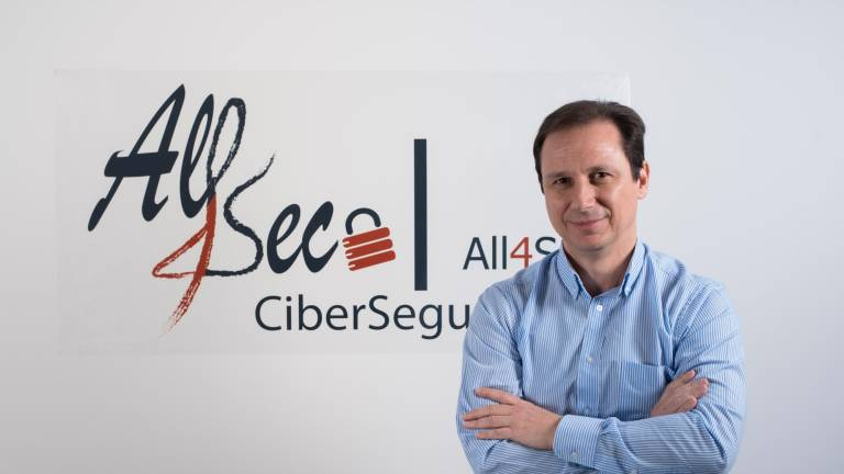Juanjo Galán, Business Strategy de All4Sec.