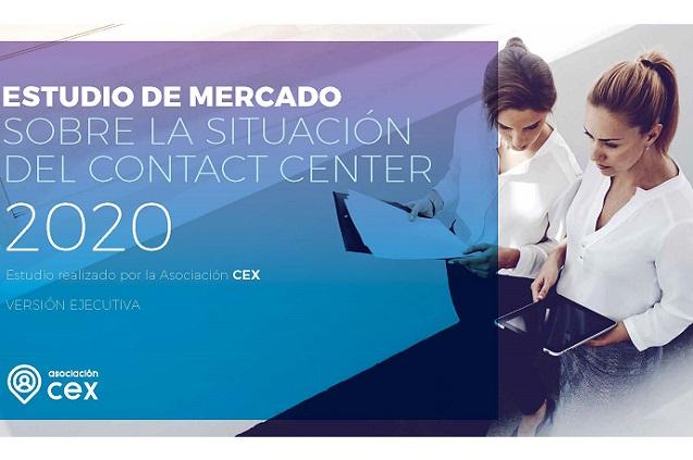 El sector del contact center en España 2020. Informe anual de la Asociación CEX.