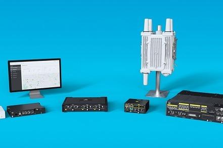 Nueva gama de routers industriales 5G para IoT de Cisco.