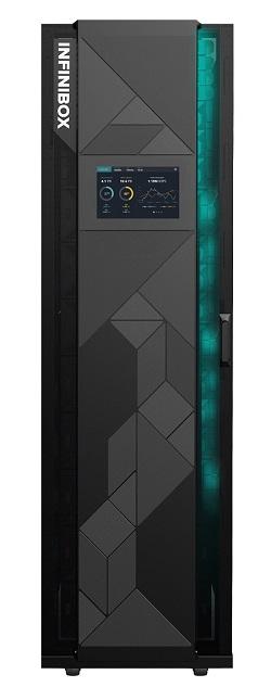 Nueva generación de arrays de almacenamiento InfiniBox SSA