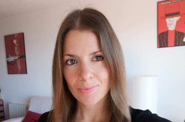 Sara García, product manager de Asus.